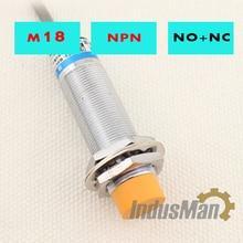 цена на 10pcs x New Inductive Proximity Sensor Detection Switch NPN DC6-36V  LJ18A3-8-Z/CX position sensor