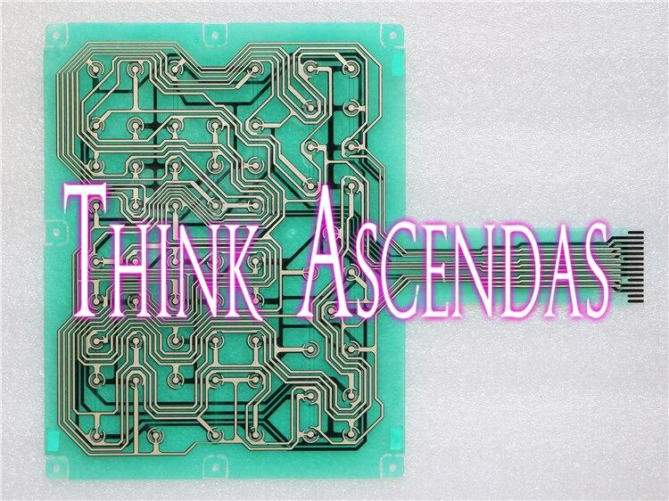 1pcs New A860-0105-X001 Membrane Keypad for A02B-0281-C125#MBR/TBR