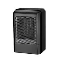 500W MINI Tragbare Keramik Heizung Elektrische Kühler Heißer Fan Hause Winter Wärmer (Us stecker)-in Elektrische Heizungen aus Haushaltsgeräte bei