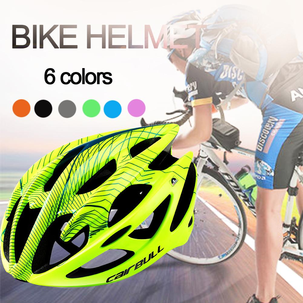 Superlight Breathable Cycling Safety Hat Casque MTB Road Bicycle Helmets Casco High Strength PC+EPS Bike HelmetSuperlight Breathable Cycling Safety Hat Casque MTB Road Bicycle Helmets Casco High Strength PC+EPS Bike Helmet