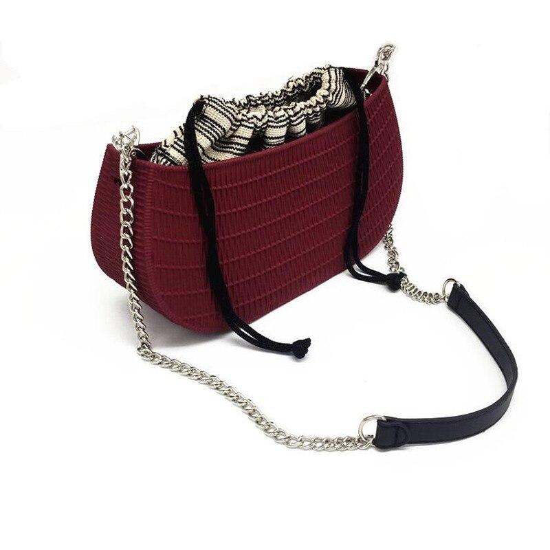 a3b747358c10 New Knitting Detachable Ladies Shoulder Bag Elegant Female Shopping Fashion  Obag Inner Bag O Bag Girl s Best Gift Messenger Bags
