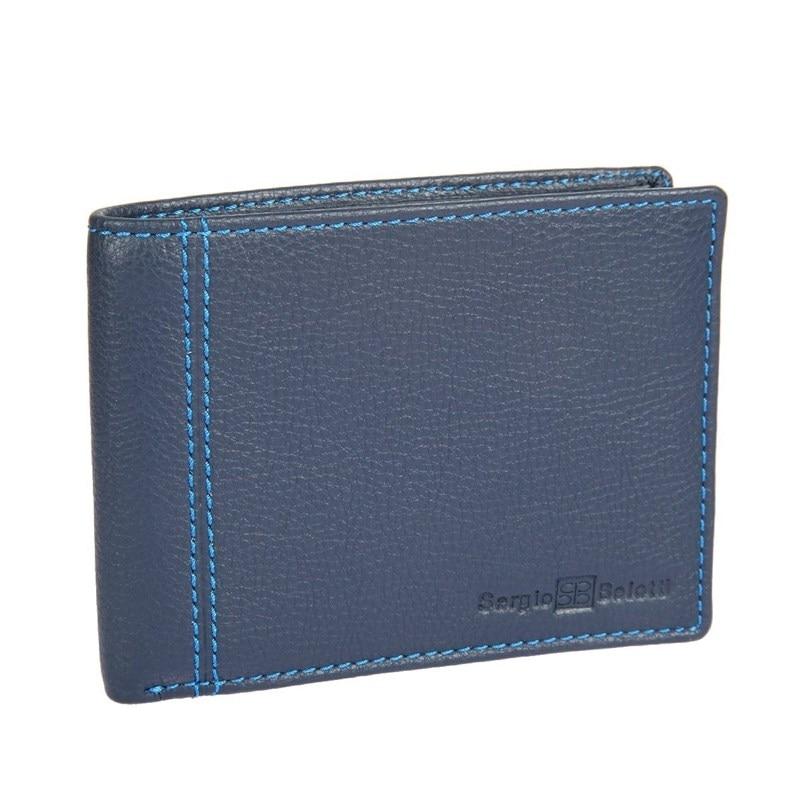 цена Wallets SergioBelotti 396 indigo jeans