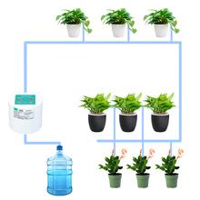 2019 New Intelligent Timer Automatic Garden Watering Device Plant Flower Drip Irrigation Tool Water-Saving Drip Irrigation Kits