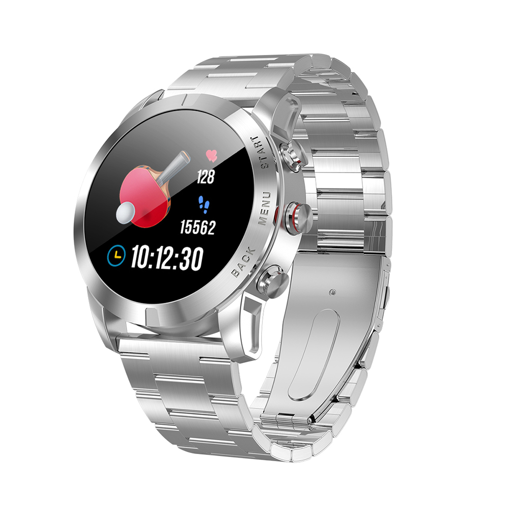 S10 Smart Watch 1 3 Life Waterproof Heart Rate Monitor Step Count Sedentary Reminder 350mAh Built