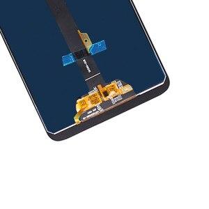Image 5 - Für infinix Heißer 6 X606 LCD mit Touch Display für infinix Heißer 6 Bildschirm mit Digitizer Reparatur 6,0 zoll 100% test Kostenloser Versand