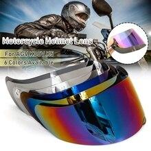 Visiera del casco Per La AGV K5 K3 SV Casco Del Motociclo Scudo Parti Originali Per Le Agv K3 Sv K5 Casco Da Moto lens Full Viso