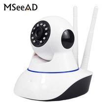 HD 720P 1080 P ipcam wifi ip-камера Беспроводная Onvif камера 2MP Pan Tilt камера безопасности Wi Fi CCTV Yoosee IP камера детский монитор