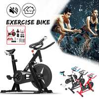 Bicycle Cycling Fitness Gym Exercise Stationary Bike Cardio Workout Home Indoor Home Health Family Gym Exercise