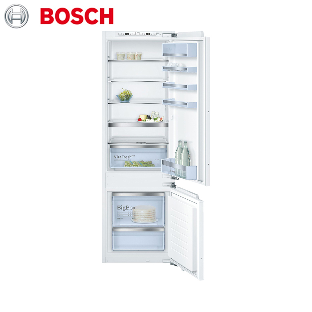 Refrigerators Bosch KIS87AF30R major home kitchen appliances refrigerator freezer for home household food storage 108l mini fridge portable refrigerator cold storage