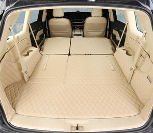 Cargo-Liner Carpets-Kit Car-Styling-Accessories Car-Trunk Highlander Toyota for Pet-Mat