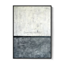 Hand painted Abstract black and white grey color oil painting wall Art picture on Canvas For room Living Room home Decoration 2020 christmas gift modern paintings abstract gold oil painting 100% hand painted on canvas for living room decoration wall art