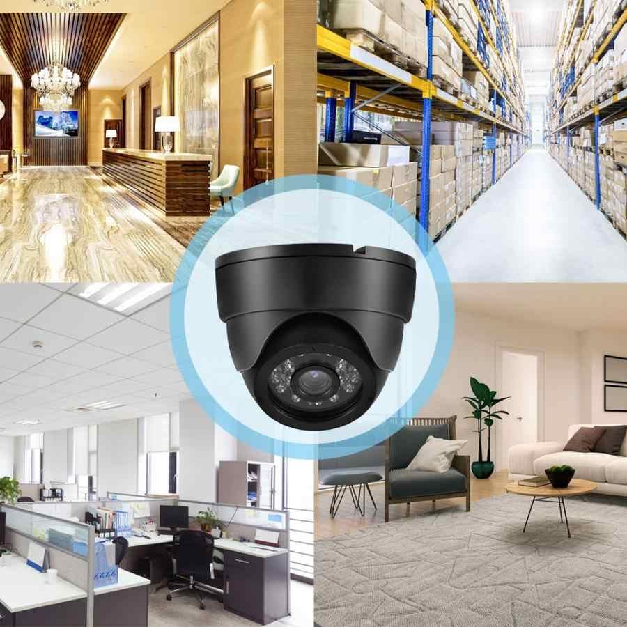 Ip-камера HD 1080 P AHD камера автомобильный купол домашней безопасности камера наблюдения светодиодный ИК ночного видения камера безопасности