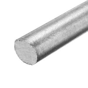 """Image 5 - 99.95% çinko Zn çubuklar 0.4 """"x 4"""" saflıkta anot galvanik katı yuvarlak demir dayanıklı evrensel anot galvanik çinko kaplama"""