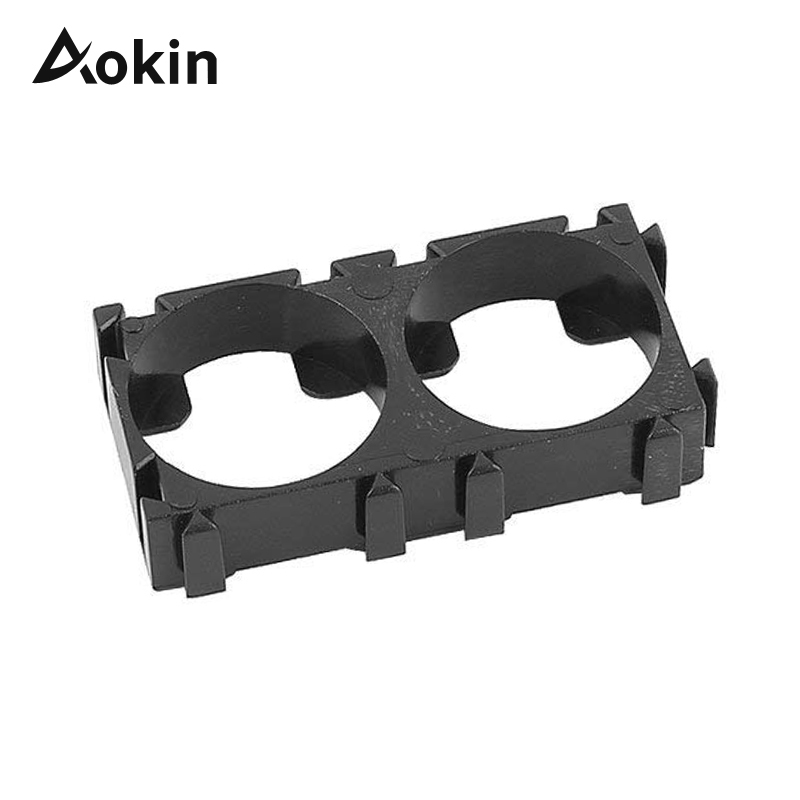 Aokin 1pc 1p 2p 3p 18650 Battery Holder Bracket Cylindrical DIY Batteries Pack Fixture Anti Vibration Case Storage Box Containe