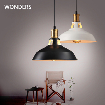Vintage Pendant Lights Loft Russia Pendant Lamp Retro Hanging Lamp Lampshade For bar Kitchen Dining Bedroom Home Lighting E27 botimi colorful pendant lights for dining nordic led pendant lamp with lampshade single e27 bar light indoor hanging lamps