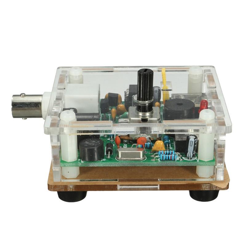 Unterhaltungselektronik Liberal Montiert Dc Power 9-13,8 V S-pixie Cw Qrp Super Kurzwellen Radio Transceiver 7,023 Mhz Fall Eleganter Auftritt