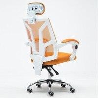 Новая бытовая ткань член офисная мебель рабочее современное шарнирное соединение компьютерный игровой эргономичный коленчатый стул враща