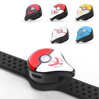 ALLOYSEED USB Charging Auto Catch For Pokemon Go Plus Bluetooth Wristband Bracelet Watch Accessories For Nintend Pokemon GO Plus
