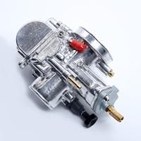 Aluminum PWK 24mm Cable Choke Carb Carburetor Kit for Dirt Bike ATV Scooter