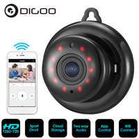 Digoo DG-MYQ HD 1080P Drahtlose WiFi Smart Home Sicherheit IP kamera Onvif Baby Monitore Wolke Lagerung Nachtsicht