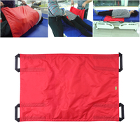 Transfer Belt Reinforced Heavy Duty Sturdy Patient Transfer Belt Wheelchair Transfer Sling for Elderly Injured Disabled