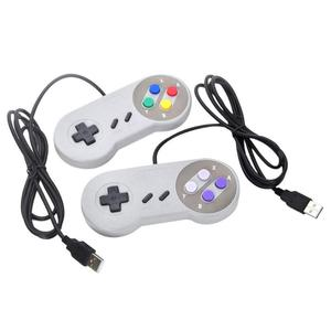 1Pc USB Wired Game Controller