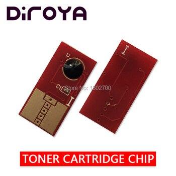 2 uds 32K 6443XXX cartucho de tóner chip para lexmark X642 X644 X646 X 642 T644 646 644e 646e de reinicio de repuesto de polvo