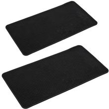 1PCS 27x15cm Anti-Slip Mat For Mobile Phone Mp4 GPS Car Sticky Anti Slip Mat Reusable Can Be Washed High Quality Black