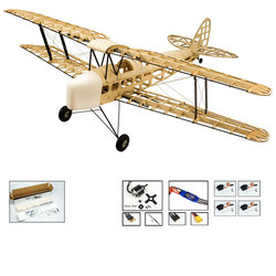 Dancing wings hobby S0901 S0902 S0904  S1401 J3 1.4M/1.8M Tiger Moth 1400mm Balsa Wood RC Airplane Kit Motor ESC+Servo For Kids