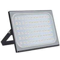 1 sztuk Ultra cienkie LED światło halogenowe 500W LED reflektor 220V 110V 500 watów reflektory LED oświetlenie zewnętrzne IP65 wodoodporna typu drop ship w Reflektory od Lampy i oświetlenie na