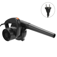 220V 750W 6 Speed Small Electric Dust Removal Air Blower Cleaner for Computer Vacuum Cleaning Furniture and Car Blow Dust