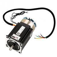 NEMA23 2 Phase Stepper Motor with Brake 2.2N.m Shaft Diameter 8mm stepping motor schrittmotor