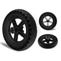 Solid Tire for Xiaomi Mi Electric Scooter 8.5 inches Scooter Wheel's Replacement Shock Absorption Tire