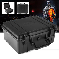 Portable Waterproof Hard Carry Case Bag Tool Kits Storage Box Safety Protector Organizer Hardware toolbox Impact Resistant