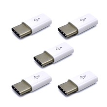 Universal USB 3.1 Type-C Male Connector to Micro Female Converter USB-C Data Adapter Type C Device  hot sale