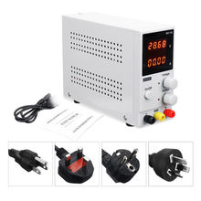 LW-K3010D DC Power Supply Variable 0-30V/ 0-10A 110V/220V Adjustable Switching Regulated Power Supply Dual Display EU/UK/AU/US(China)