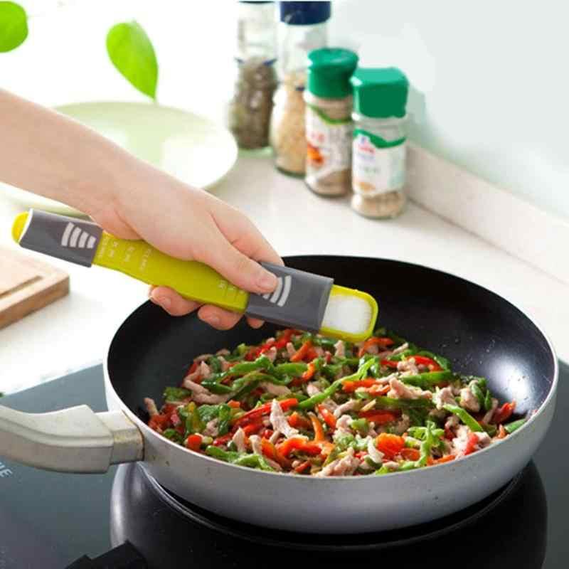 Регулируемая мерная чашка двойной конец восемь киосков весы мерная ложка для выпечки кухонная утварь