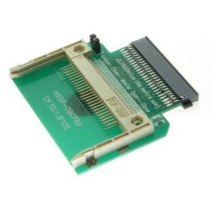 "Cf Merory карта компактная вспышка на 50Pin 1,8 ""Ide жесткий диск Ssd адаптер"