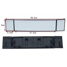 1 x Автомобильное зеркало заднего вида широкоугольный объектив выпуклое зеркало безопасность вождения полезно