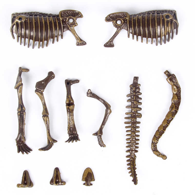 Динозавр набор раскопки 3D кости динозавров