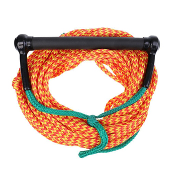 1Pcs 23m Water Ski Rope Safety Surfing Tow Line Leash Cord With EVA Handle Grip For Wakeboard Kneeboard Surfing
