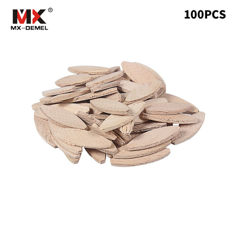 100Pcs Woodworking Accessories Assorted Wood Biscuits For Tenon Machine Woodworking Biscuit Jointer Power Accessories100Pcs Woodworking Accessories Assorted Wood Biscuits For Tenon Machine Woodworking Biscuit Jointer Power Accessories