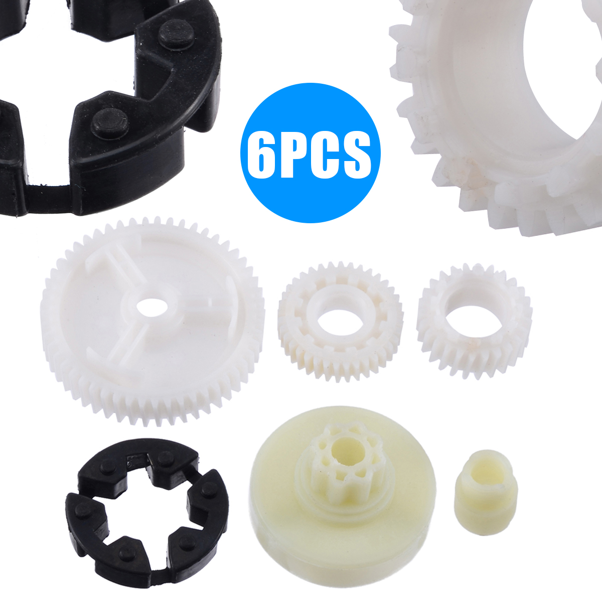 small resolution of auto glasses windows parts 6pcs window motor gear regulator replacement set for mazda 3 5