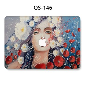 Image 4 - For MacBook Air Pro Retina 11 12 13.3 15.4 Inch For Laptop Sleeve For Notebook Case MacBook With Screen Protector Keyboard Cove