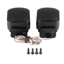 2pcs Car Small Square Speaker Loud Audio Music Tweeter Loudspeaker 500W Som Automotivo accesorios automovil