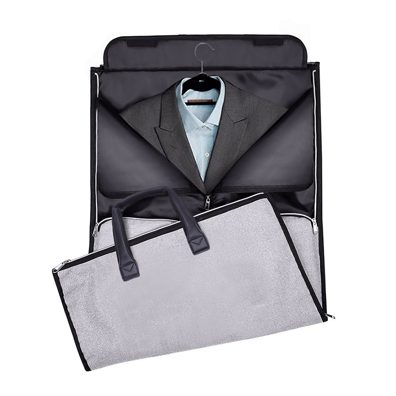 Men s Business Travel Bags Big Large Capacity Clothes Suit Tie Tote Pouch Garment Shoe Classification