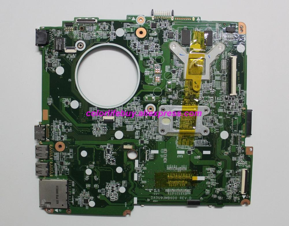 Image 2 - Genuine 734440 001 734440 501 A6 5200 HD8670M/1GB Laptop Motherboard for HP 14 14 N 14Z 14Z N100 14Z N200 Series NoteBook PC-in Laptop Motherboard from Computer & Office