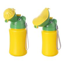 Portable Baby Urinal Hygiene Toilet Boys Girls Pot Outdoor Car Travel Anti-leakage Potty Kids Convenient Training