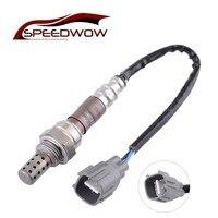 Capteur d'oxygène gauche en aval SPEEDWOW pour 2005 2013 Tacoma toundra Camry Sequoia 4 canaux Lexus ES350 GX470 OE #234 4260 2344260 Sonde à oxygène     -