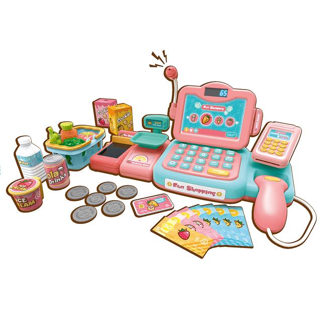 Kids Cash Register Toys